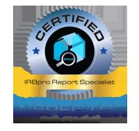 IRBPro Report Specialist