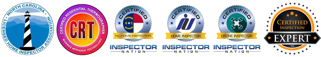 Inspector Nations Certified Home Inspector