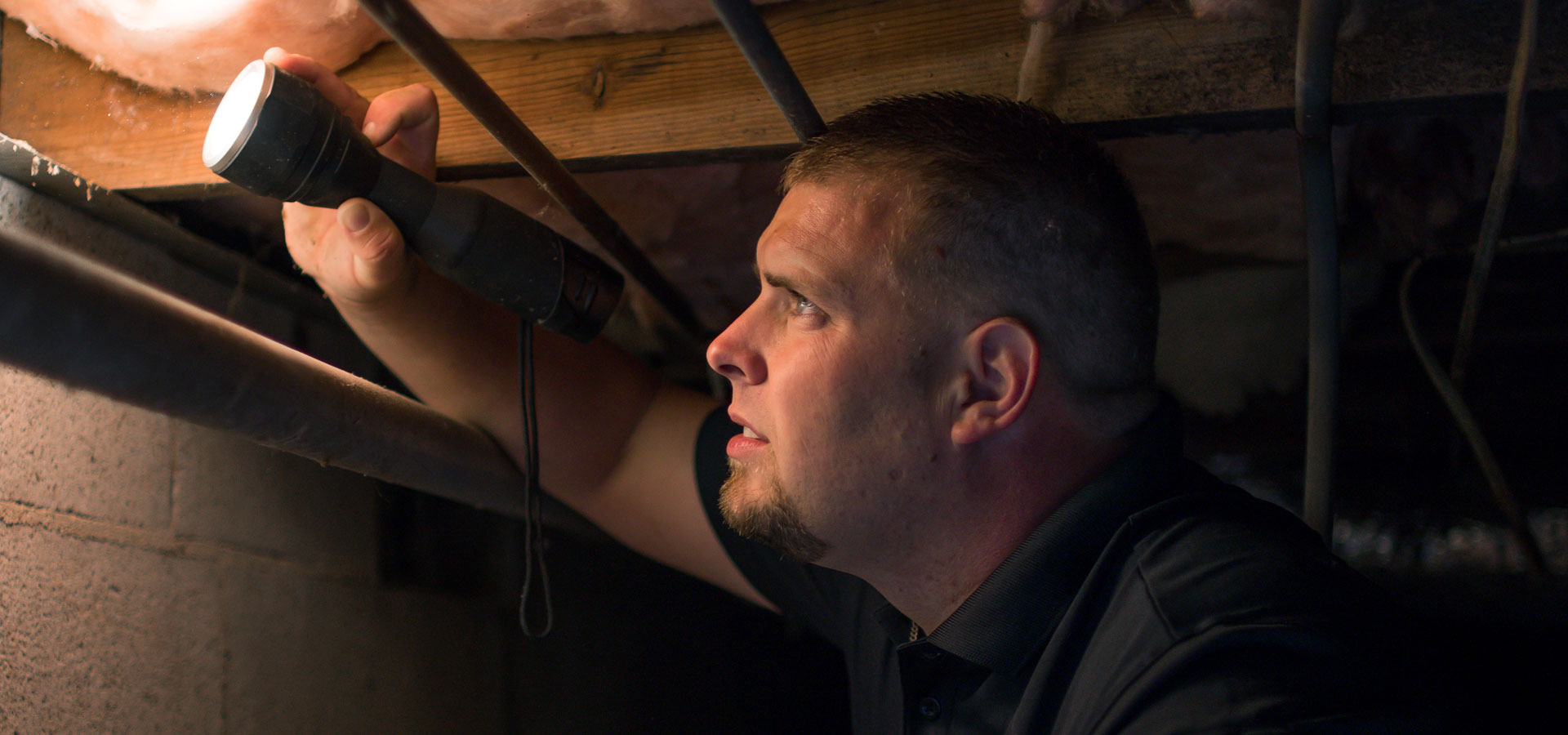 Certified Home Inspector Rick Sarvis